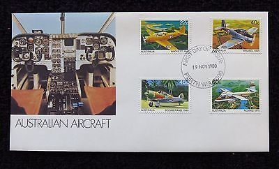 1980 AUSTRALIAN AIRCRAFT FIRST DAY COVER No.149 PERTH POSTMARK