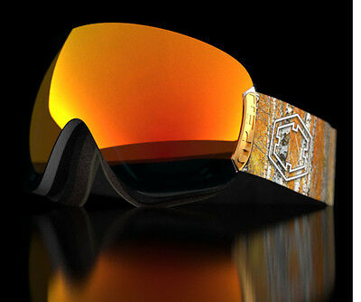 Out Of Open Goggle Forest Red Mci