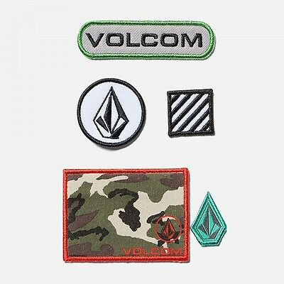 Volcom Patches Youth Snow