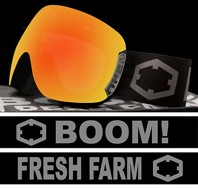 Out Of Open For Fresh Farm Boom The One Goggle Fuoco