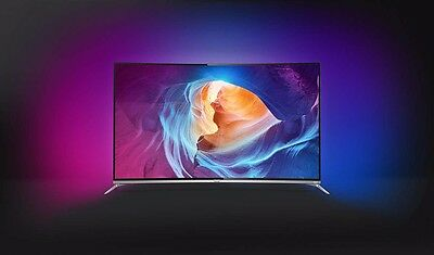 Philips 55PUS8700  3D Ambilight3  4K UHD TV 1400Hz  55Zoll  Twin Tuner