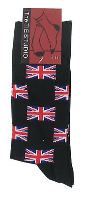 Adult Cotton Premium Quality Socks Birthday Novelty Gift - Union Jack Socks