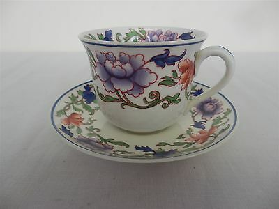 Beautiful Spode Copelands china Made for Harrods Cup & Saucer Set