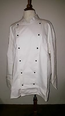 Trident Uniforms Unisex Chef Coat Size XL