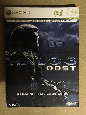 Halo 3 ODST Official Strategy Guide - Prima Guides - Paperback