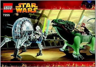 VGC RARE LEGO STAR WARS 7255 General Grievous Chase 100% complete 2005 set