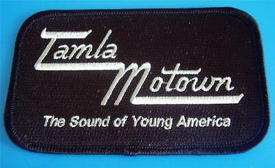 Northern Soul Patch - Tamla Motown - Tsya - The Sound Of Young America