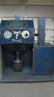 Used Ebbco  Filter Cleaning System