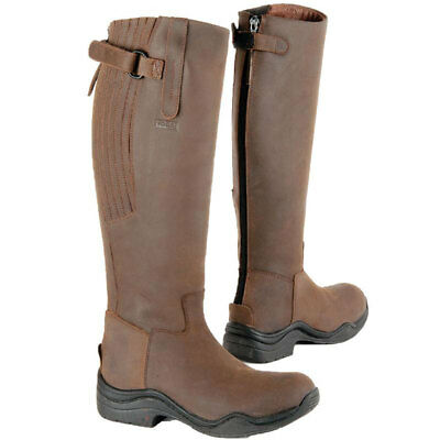 Toggi Calgary Cheeco Riding Boot. Wide Leg Fitting - SAVE - RRP £125.00