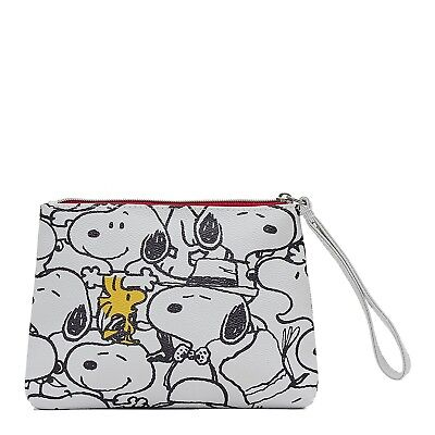 Peanuts I Love It Wristlet for Girls One Size