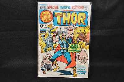 Special Marvel Edition #2 (Apr 1971, Marvel) featuring The Mighty Thor!