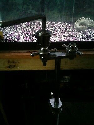 Rogers Swivomatic Vintage Double Tom Holder with Stand