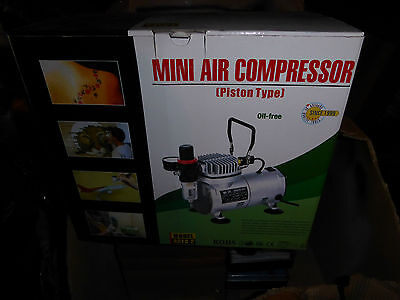 ROHS as18-2 Mini air compressor used once
