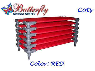 Daycare Cots, Preschool Cots, Child Care Cots made in the USA