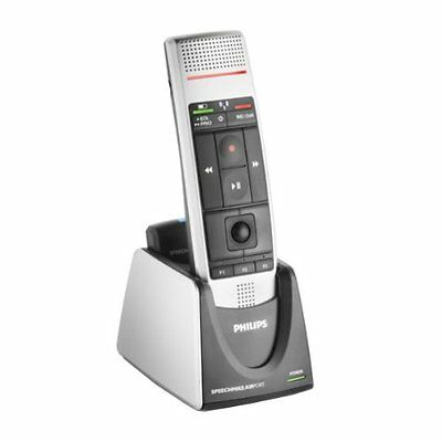 Philips LFH-3000 SpeechMike Air Wireless Dictation Microphone