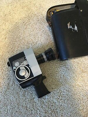 Bolex Paillard Zoom Reflex Automatic  S1 With Original Case