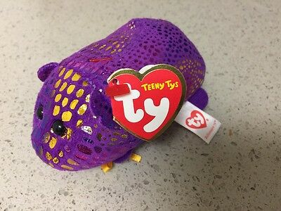 Billionaire 16 Teeny Tys Beanie Baby Ty Warner Signed MWMT Authentic 300 MADE!