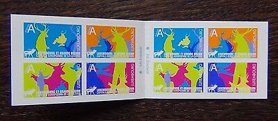 Luxembourg 2007 Luxembourg - European Capital of Culture 2007 Booklet MNH