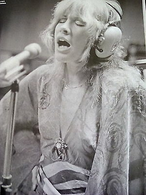 Fleetwood Mac Rhiannon Story Behind Song 2 Page Article Stevie Nicks to Frame?