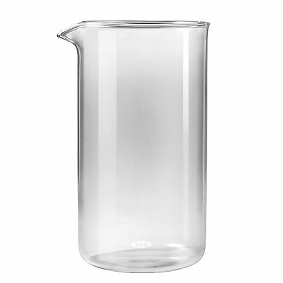 OXO Good Grips 1131880CL Replacement Carafe, 8-Cup (Clear)