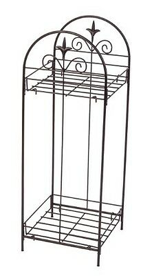 Panacea 86725 Plant Stand, 30-Inch Height, Black