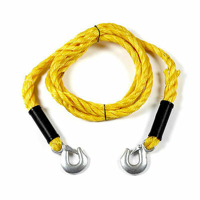 RCT1540 RING AUTOMOTIVE CAR HEAVY DUTY TOW ROPE - freepost