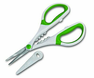 ZYLISS Herb Gardening Scissors - Trimming Weeds and Flower Buds