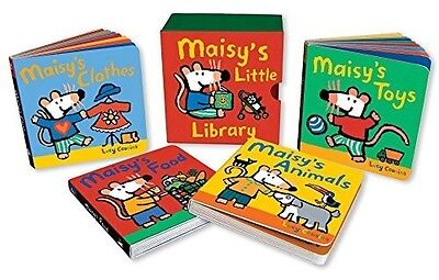 Maisy's Little Library, Lucy Cousins, New Book