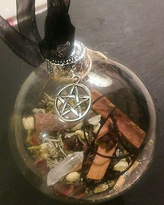House Protection Spell Orb/ House protection spell/Pagan/Wicca