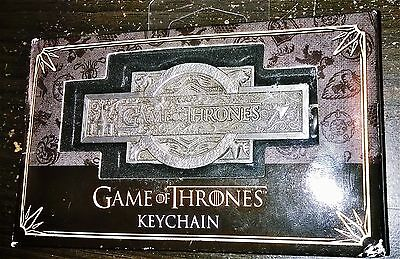 Porte Cles Metal Game Of Thrones Neuf