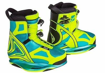 NEW 2017 RONIX LIMELIGHT Wakeboard Boot Size 9 US