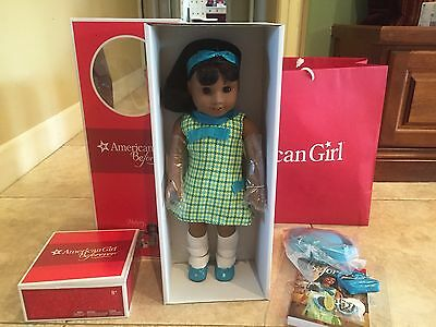 "The Newest American Girl Doll Melody18"" +Book+Accessories+NIB 4-12yrs"