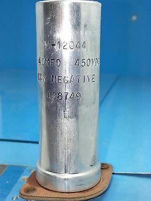 Sprague Electrolytic Capacitor 12044 40Uf 450V Voice Of Music 438749
