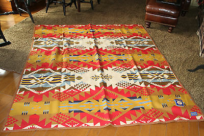 """PENDLETON BLANKET 64"""" x 80"""" NEW WITH TAGS IN BOX  """"JOURNEY WEST""""  BLANKET #2"""