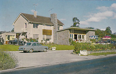Bishop's Meadow Restaurant & Old Cars, BRECON, Breconshire