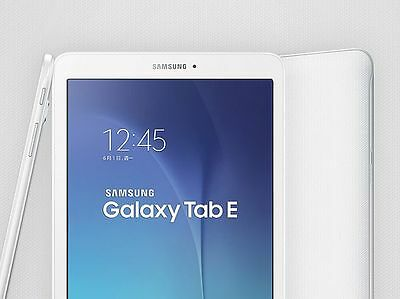 New ✔ Samsung Galaxy Tab E, 9.6 Inch, 8Gb, White, Android Tablet