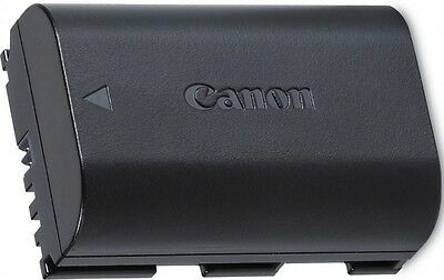 Genuine Canon LP-E6 Li-Ion Original Battery EOS 7D 60D 5D2 5D Mark 2&3 70D 6D