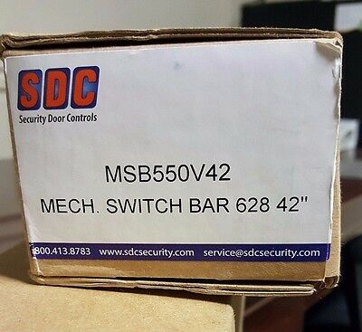 Sdc Mechanical Switch Bar 628 42