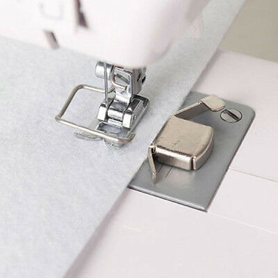 Magnetic Seam Guide Domestic&Industrial Sewing Machine Foot Metal Singer Brother