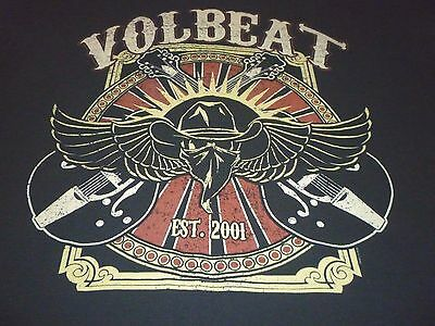 Volbeat Tour Shirt ( Used Size XL ) Good Condition!!!