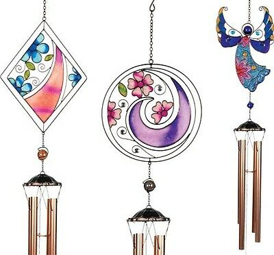 AngelStar Inspired Wind Chimes Assorted 12 Pieces