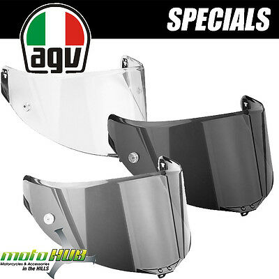 AGV Pista GP/ Corsa Race 2 Replacement Motorcycle Bike Visor