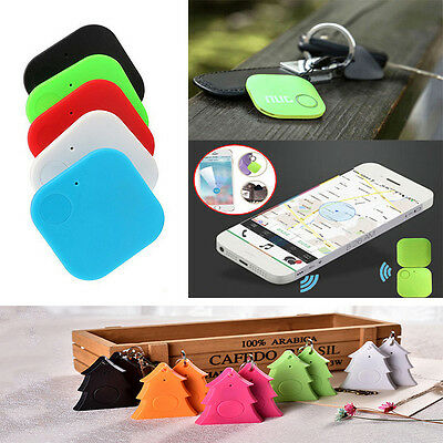 iTag Smart Bluetooth Tracer GPS Locator Tag Alarm Wallet Key Child Pet Tracker