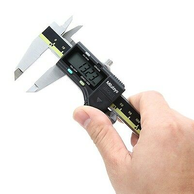 6inch 0-150mm/0.01mm Digital Caliper Stainless Steel Electronic Vernier Calipers