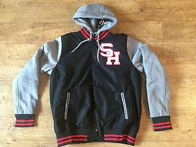 Men's St Helens Rugby League ISC Hooded Jacket RRP £59.99 size large