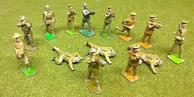 Lead Toy Soldiers X14