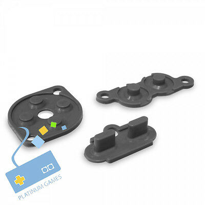 Replacement Silicone Controller Button Pads For Nes - Repair Pack