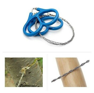 Steel Wire Fretsaw String Saw Outdoor Survival Camping Hunting Tree Saws Tool