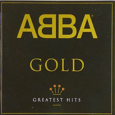 CD - ABBA - Gold - Greatest Hits - #A3364
