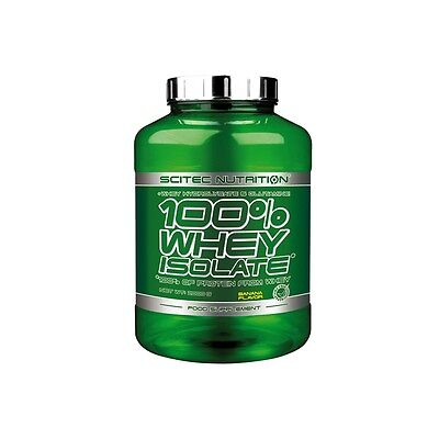 100X100 Whey Isolate 2Kg Scitec Nutrition
